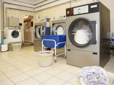Casters & Wheels for Laundry Industry Applications